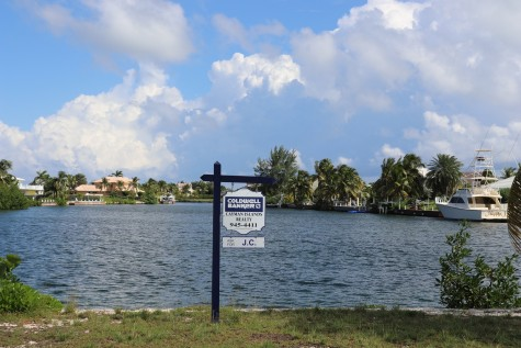 SHORES CANAL FRONT HOMESITE