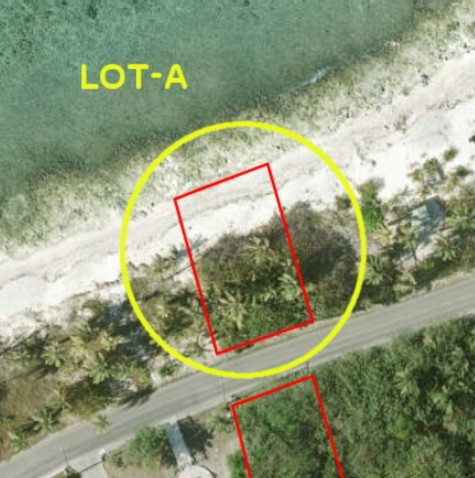 BEACH LOT--CAYMAN BRAC