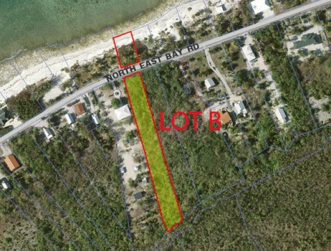 CAYMAN BRAC--NORTHEAST BAY--LARGE LOT