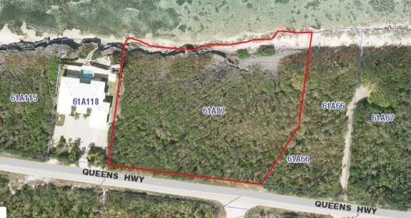 QUEENS HIGHWAY OCEANFRONT - LOT B