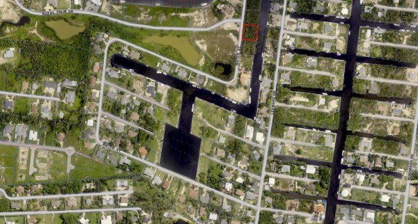 NORTH SOUND ESTATES - WATER STREET  CANAL FRONT LOT - Image 2