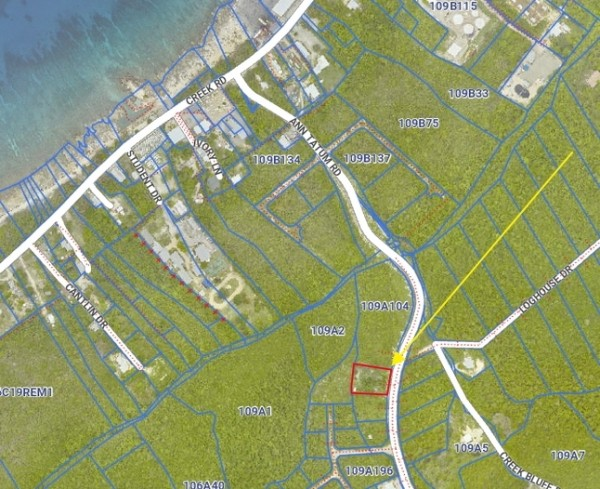 FILLED SEAVIEW BLUFF LOT - Image 1